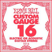 Ernie Ball 16 Plana El