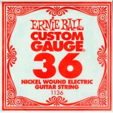 Ernie Ball Entorchada 036