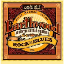Ernie Ball Earthwood Rock & Blues 10-52