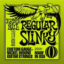 Ernie Ball Regular Slinky 2221 10-46