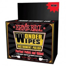 Ernie Ball Wonder Wipes Instrument Polish