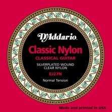 D'Addario Ej27N Classic Nylon Tension Normal