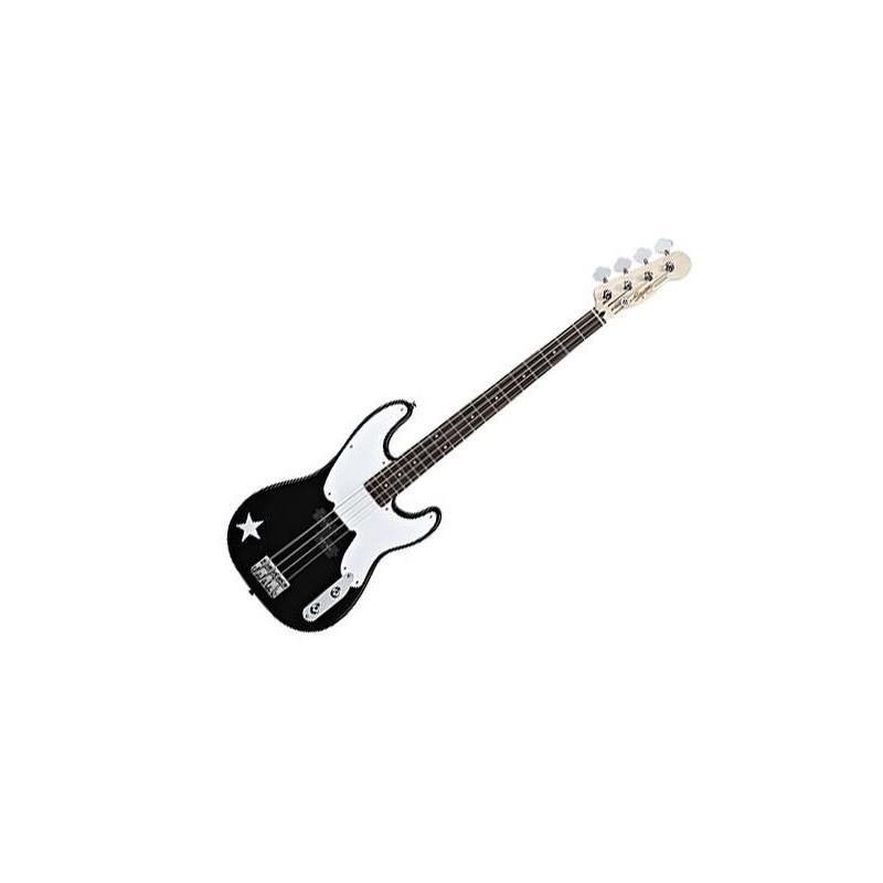 Squier Mike Dirnt Precision Bass Black