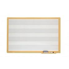 Linia Musical Ec4 150Cm X 100Cm Velleda