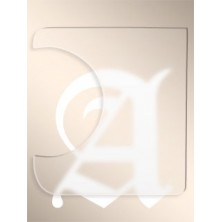 Alhambra Transparente 20*20