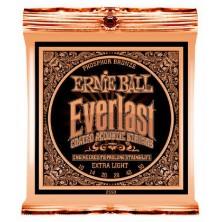 Ernie Ball 2550 Everlast Coated 10-50