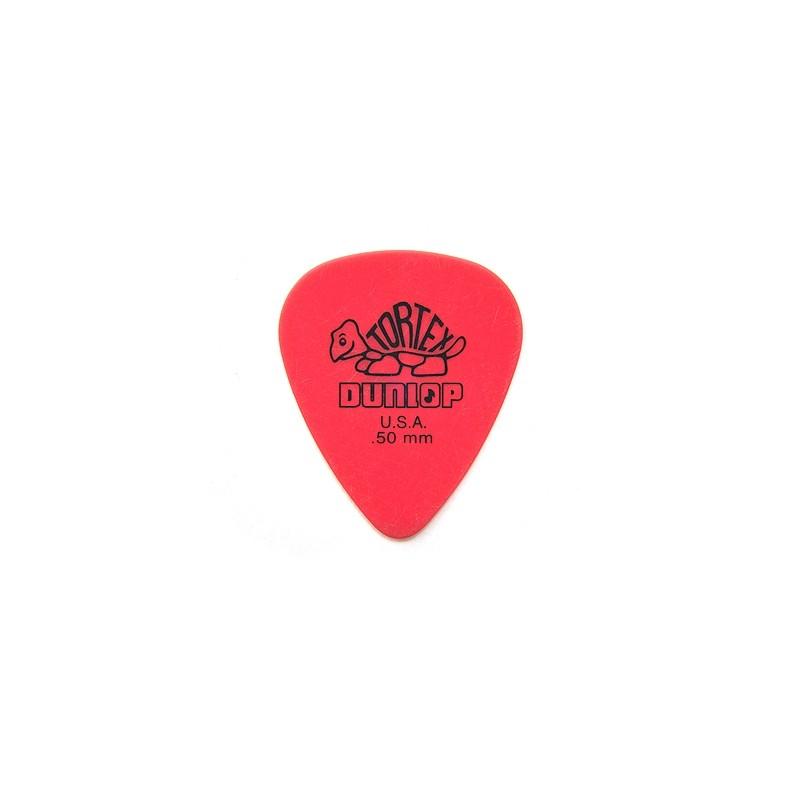Dunlop 418-R Tortex Standard 0.50 Mm