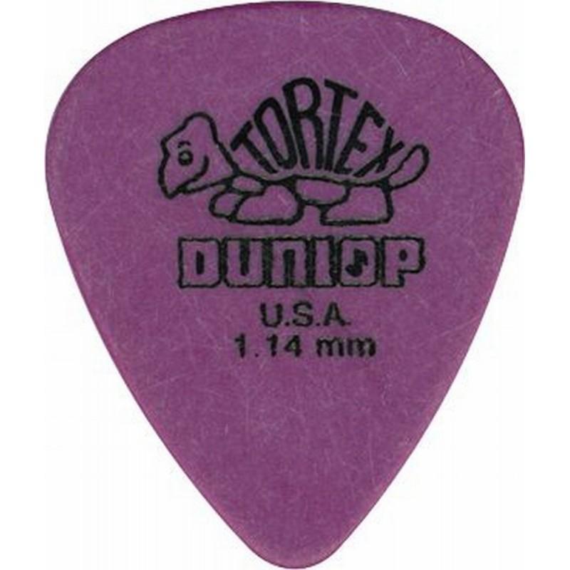 Dunlop 418-R Tortex Standard 1.14 Mm