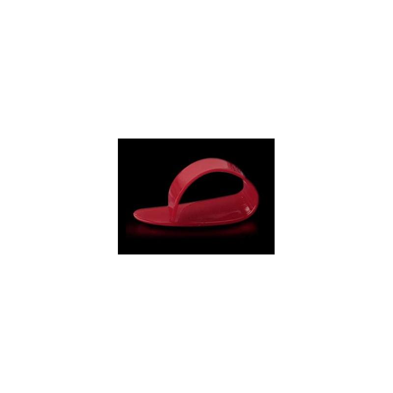 Dunlop 9051-R Derlin Medium Roja