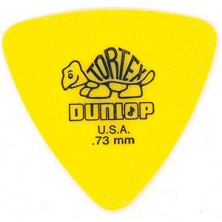 Dunlop 431-R Tortex Triangle 0.73 Mm