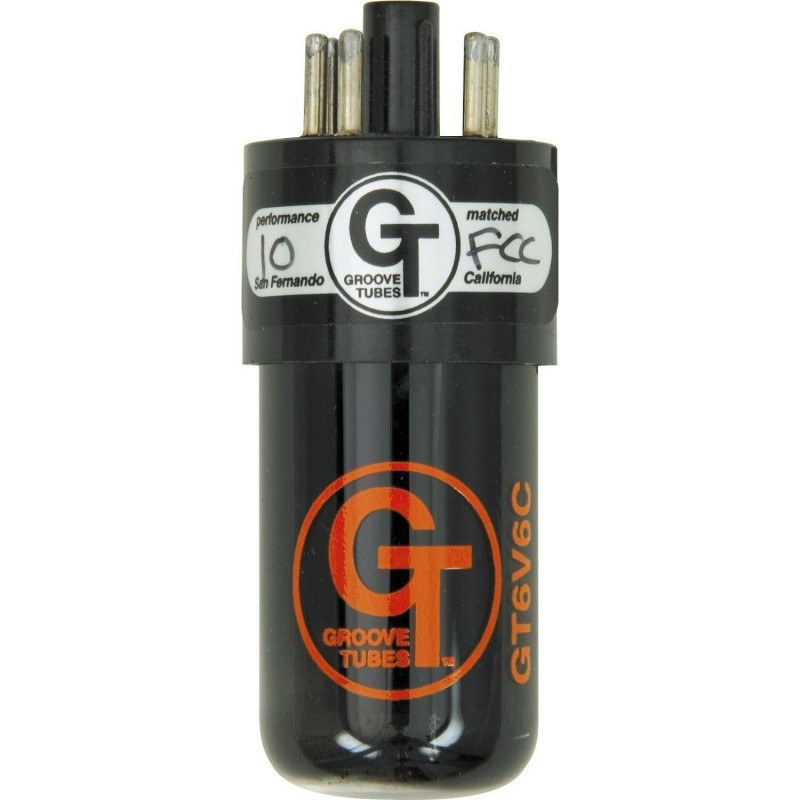 Groove Tubes Gt-6V6-Cd-M