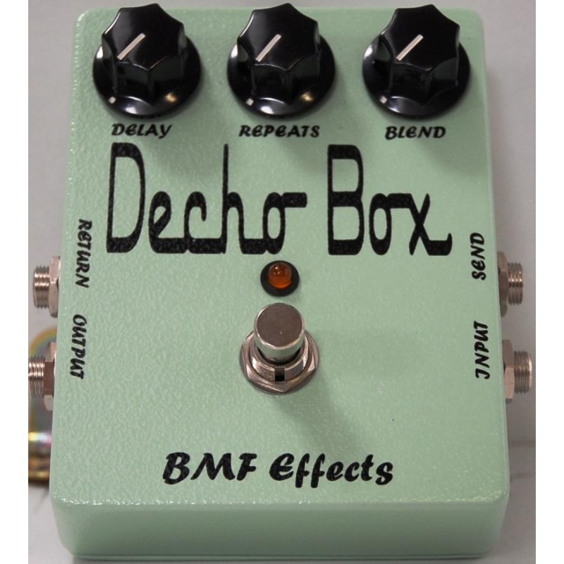 Bmf Effects Decho Box Delay