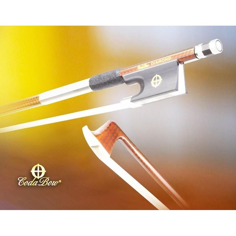 Coda Bow Diamond Gx 4/4 Viol