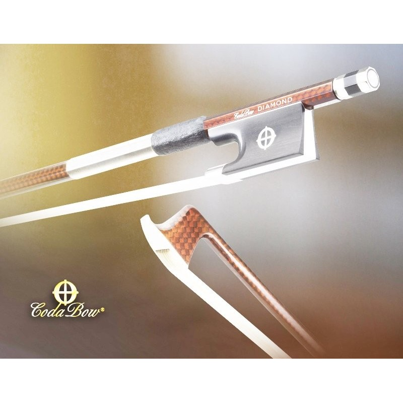 Coda Bow Diamond Nx 4/4 Viol