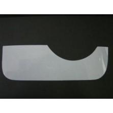 Gaspar Transparente Forma-Adhesivo