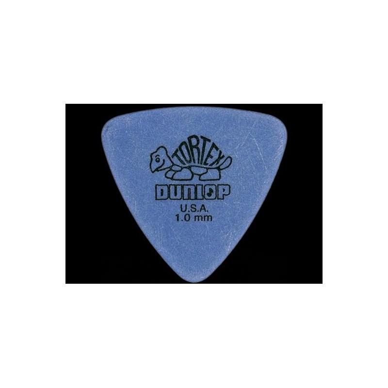 Dunlop 431-R Tortex Triangle 1.14 Mm