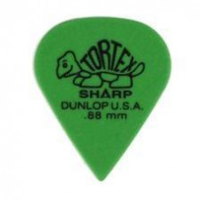 Dunlop 412-R Tortex Sharp 0.88 Mm