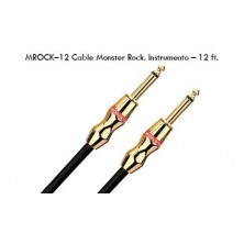 Monster Cable Jack-Jack Guitarra Elec. Mrock