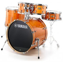 "Yamaha Sbp0F5 Stage Custom Birch Honey Amber 20"""