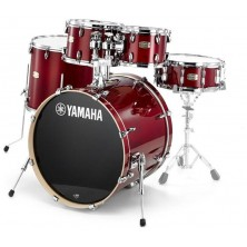 Yamaha Sbp0F5 Stage Custom Birch Cranberry Red 20""
