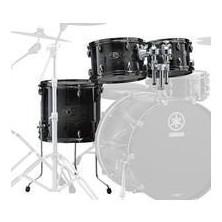 "Yamaha Lnp6F3 Live Custom Black Shadow Sb 16"""