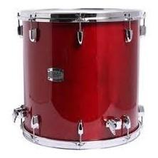 "Yamaha Sbf1615 Stage Custom Birch Cramberry Red 16"""