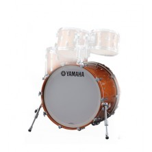 "Yamaha Amb1814 Absolute Hybrid Orange Sparkle 18""X14"""