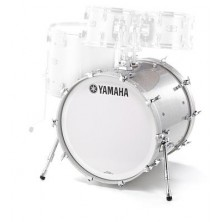 "Yamaha Amb2218 Absolute Hybrid Silver Sparkle 22""X18"""