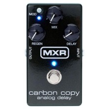 Dunlop Mxr M-169 Carbon Copy Analog Delay