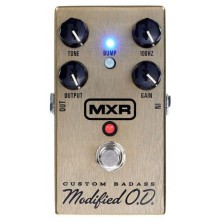 Dunlop Mxr M-77 Badass Custom Modified O.D.