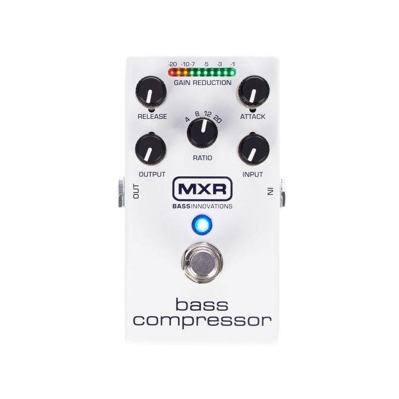Dunlop Mxr M-87 Bass Compressor
