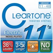 Cleartone 9411 Medium 11-48 Nickel Plated