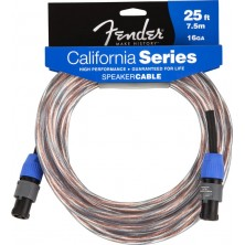 Fender Speaker Cable Speakon-Speakon 25Ft