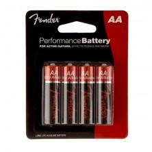 Fender Battery Aa 4 Pack