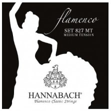 Hannabach 8274-Mt Ne.Flamenca