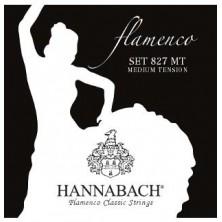 Hannabach 8275-Mt Ne.Flamenca