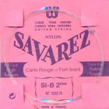 Savarez 522-R Carta Roja