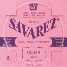 Savarez 524-R Carta Roja