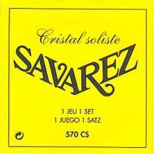Savarez 570-Cs Cristal Sol.