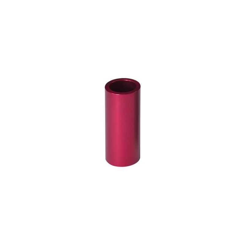 Fender Anodized Aluminium Slide Candy Apple Red