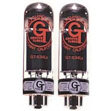 Groove Tubes El-34L Gt-E34Ls Med Duet