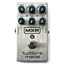 Dunlop Mxr M-116 Fullbore Metal Distortion