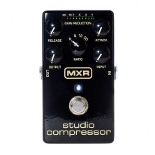 Dunlop Mxr M-76 Studio Compressor