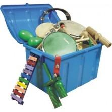 Samba Lote 16 Instrumentos Escolares