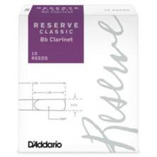 D'Addario Reserve Classic 3 1/2 Clarinete