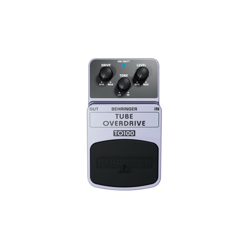 Behringer To100 Tube Overdrive