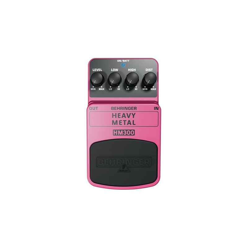 Behringer Hm300 Heavy Metal