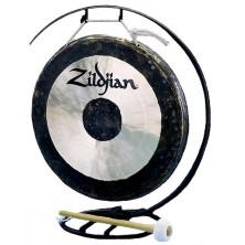 """Zildjian Zzp0565 Gong 12"""" Traditional Con Stand Set"""