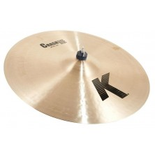 "Zildjian Krk0810 Ride 20"" K Zildjian Crash"