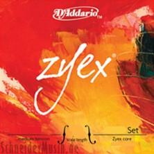 D'Addario Dz610 Zyex 3/4L Contrabajo